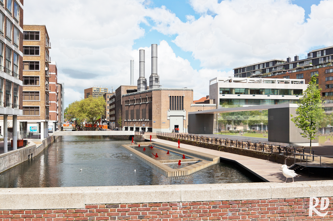 3 droomplekken voor een drijvend Rotterdams zwembad