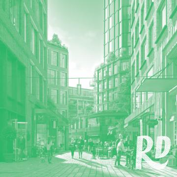Gluren bij de buren: Welke stedenbouw willen wij graag zien in Rotterdam