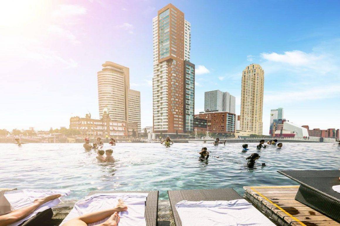 Dakendagen: 4 ontwerpen voor het Rotterdamse dak van de toekomst