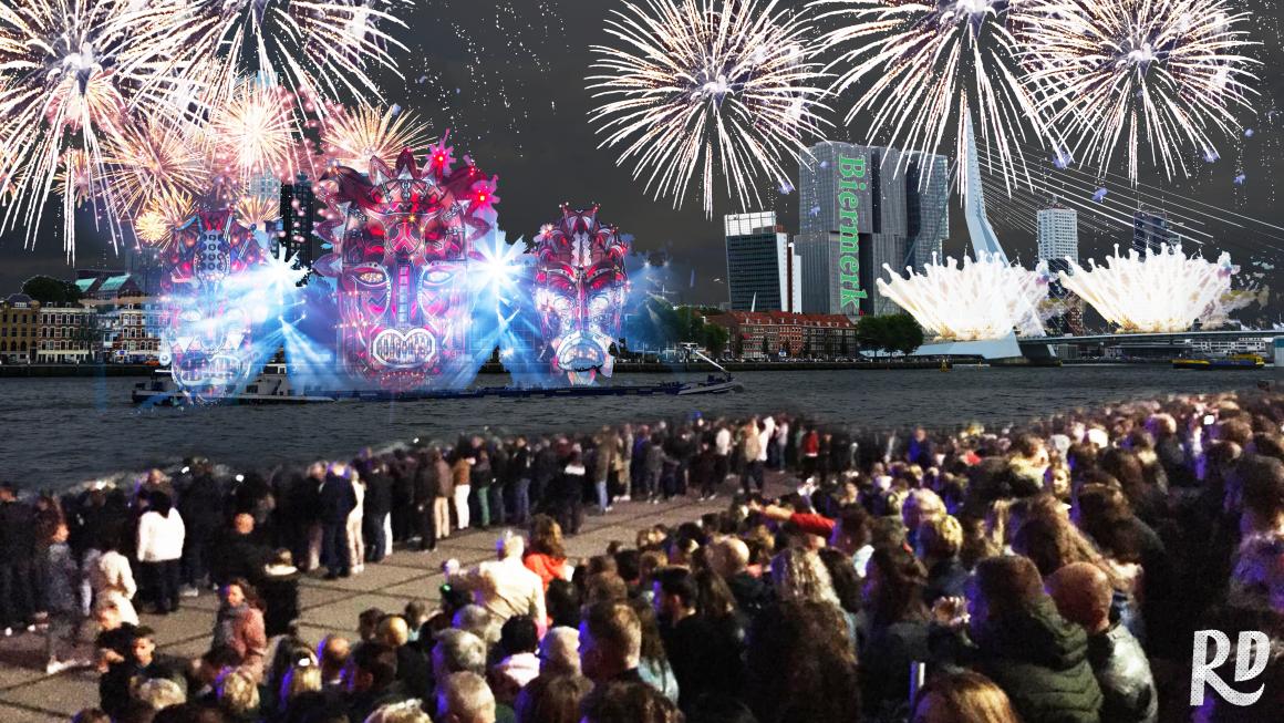 Geef de Rotterdamse Nieuwjaarsnacht internationale allure