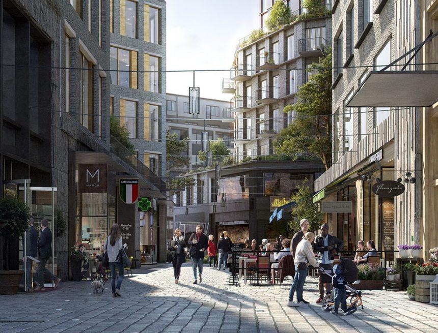 Binnenstadsvisie – Wat voor type stad hoort bij de roaring 20s van de 21e eeuw?
