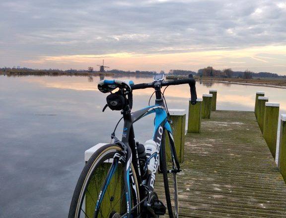 De 6 beste wielerrondjes vanuit Rotterdam
