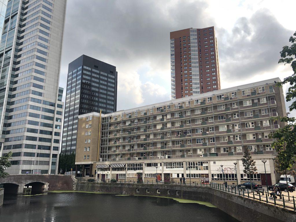De Sloopkogel Award 2019 Welk Gebouw Mag Plat In Rotterdam