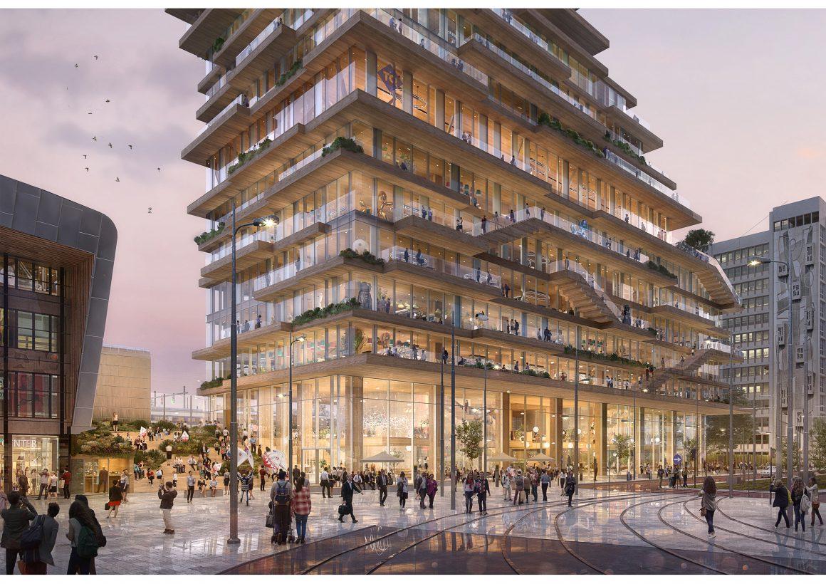 Bouwen in Rotterdam: staan we aan de vooravond van een houten revolutie?
