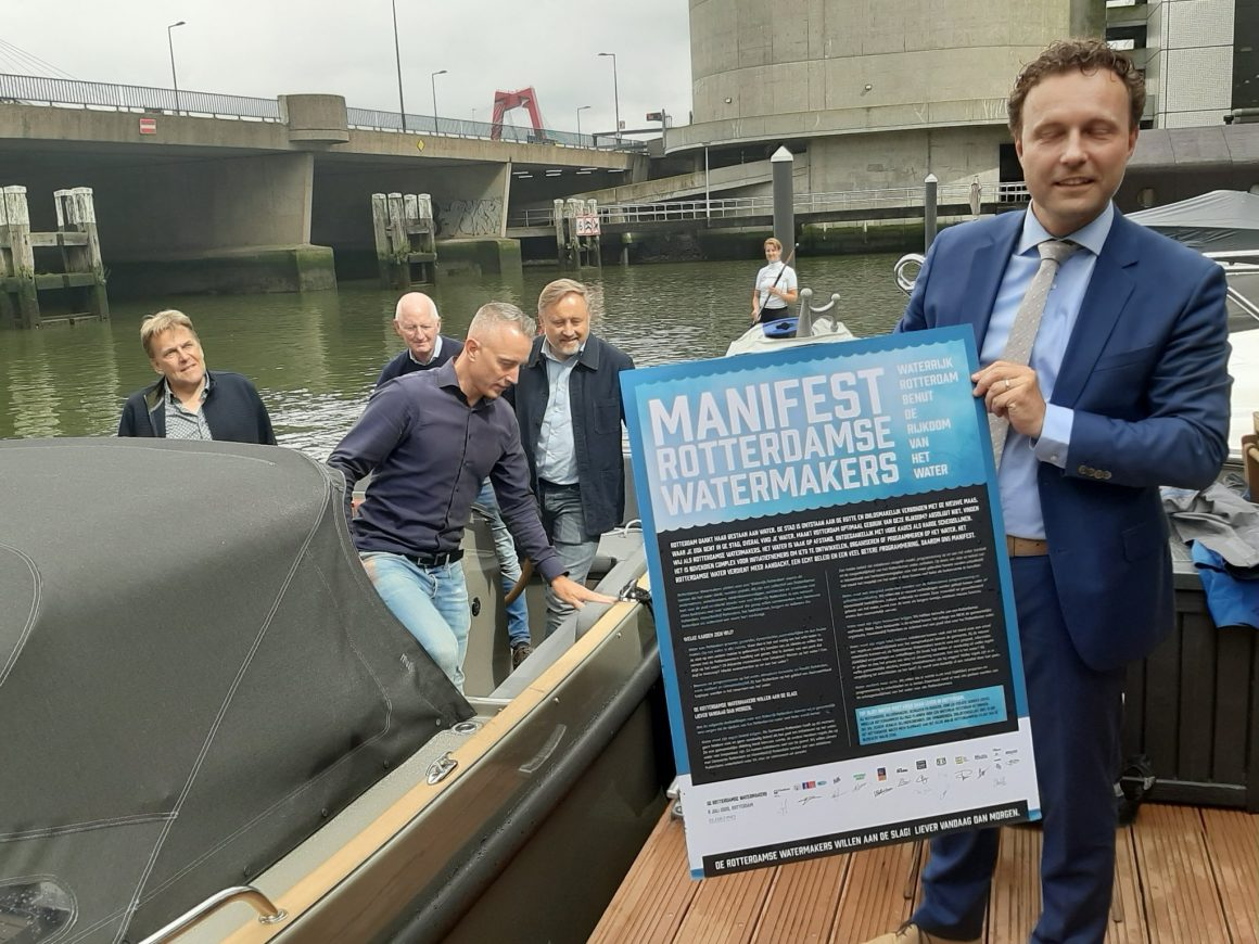 Manifest Rotterdamse Watermakers